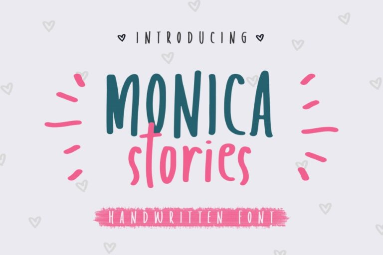 Preview image of Monica Stories