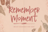 Last preview image of Remember Moment