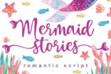 Last preview image of Mermaid Stories