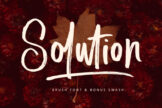 Last preview image of Solution
