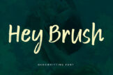Last preview image of Hey Brush