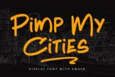Last preview image of Pimp My City