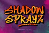 Last preview image of Shadow Sprayz
