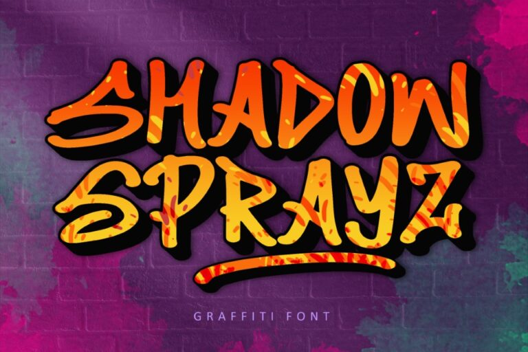 Shadow Sprayz