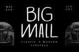 Last preview image of BIGMALL
