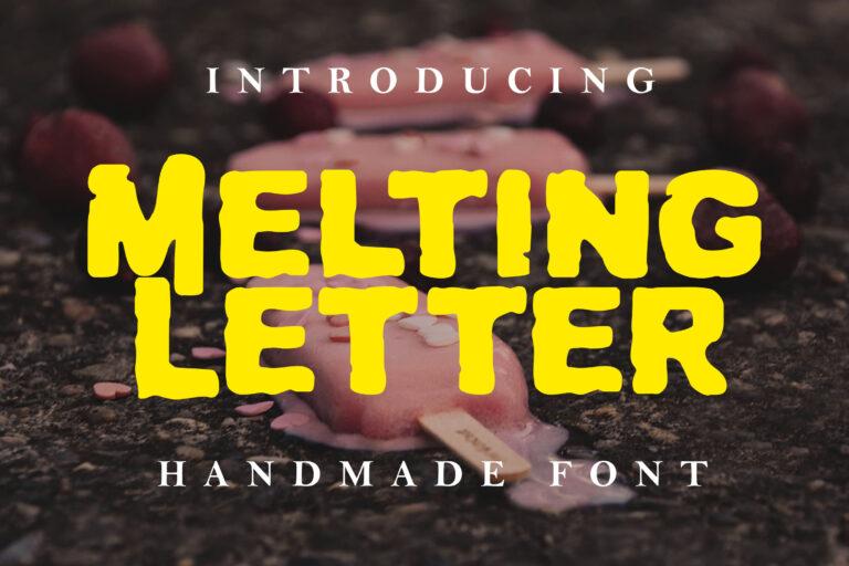 Melting Letter