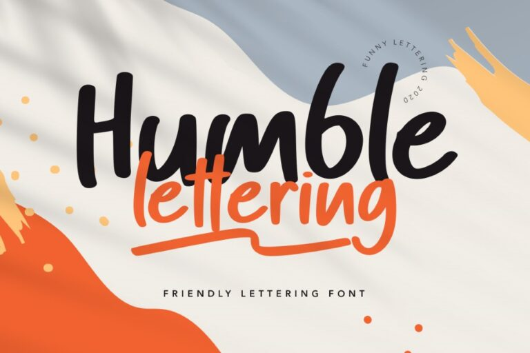 Humble Lettering