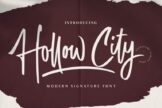 Last preview image of Hollow City