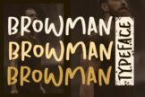 Last preview image of BROWMAN
