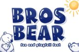 Last preview image of Bros Bear